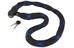 ABUS Ivera Chain 7210/110 Cykellås RBU Schloss-Ketten-Kombination svart
